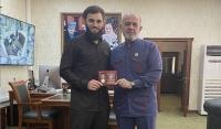 Ибрагим Закриев награжден медалью Союза городов воинской славы