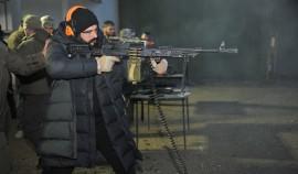 Турецкие кинозвезды посетили Российский университет спецназа в Гудермесе
