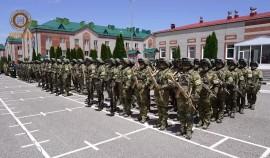 Специальный моторизованный батальон «Юг» войск нацгвардии РФ отметил своё 15-летие
