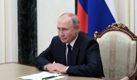Путин предупредил школьников о большом количестве информационного мусора в современном мире