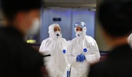 За сутки в России выявили 9 284 случая заражения коронавирусом