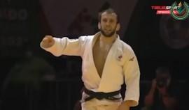 Воспитанник клуба дзюдо «Ахмат» Якуб Шамилов завоевал бронзу чемпионата мира по дзюдо
