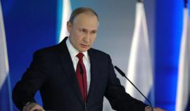 Путин поручил привлекать к ответственности врио глав регионов за коррупцию