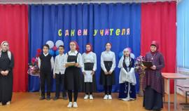 В школах ЧР прошли тематические уроки ко Дню учителя и Дню молодежи региона