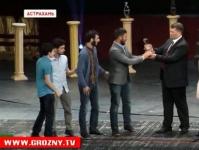 Команда телеканала «Грозный» победила на международном фестивале
