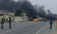 В дербентском районе Дагестана прогремел взрыв