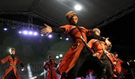 В Грозном стартовал Всероссийский фестиваль национальных театров