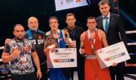 Боец из ЧР стал чемпионом России по боксу среди молодёжи
