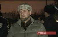 Рамзан Кадыров проинспектировал работы на ночном 12-м участке