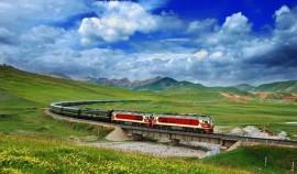 Первый туристический поезд «Гостеприимный Кавказ» начал маршрут