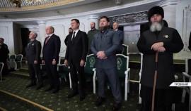 В Чеченскую Республику прибыл Александр Новак