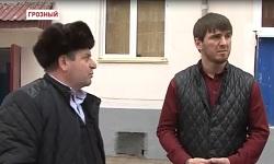 Очередная инспекция мэра Грозного по ул. Дьякова
