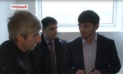 МЭР Грозного провел инспекцию по улице  Клары Цеткин