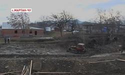 В Республике идут работы по укреплению берегов реки Мартанка