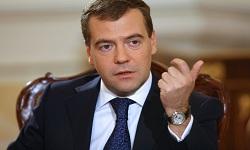Д. Медведев поручил решить вопросы разминирования сельхозземель в Чеченской Республике