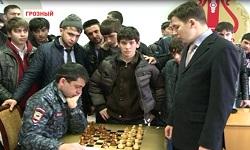 В Грозном прошел шахматный турнир
