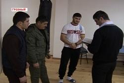 Чеченский СОБР: Лучшие в спорте