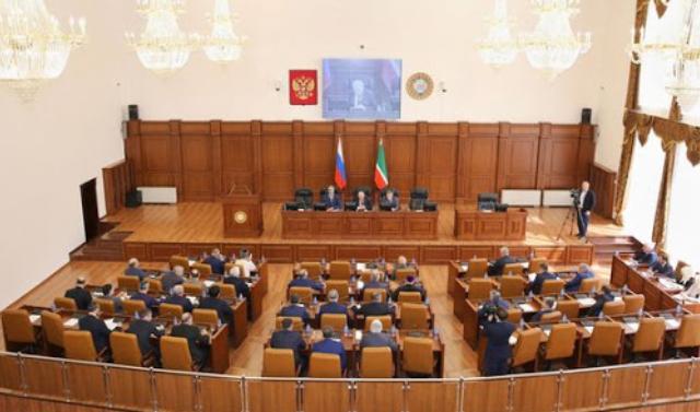 Руководство ЧР приняло участие в заседании рабочей группы Госсовета РФ по борьбе с COVID-19