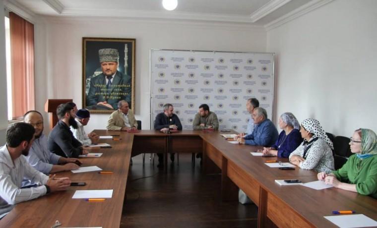 В ОП ЧР обсудили вопросы совместной деятельности,подготовки и обучения наблюдателей на выборы
