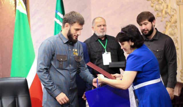 Ибрагим Закриев подписал несколько соглашений о сотрудничестве с гостями региона