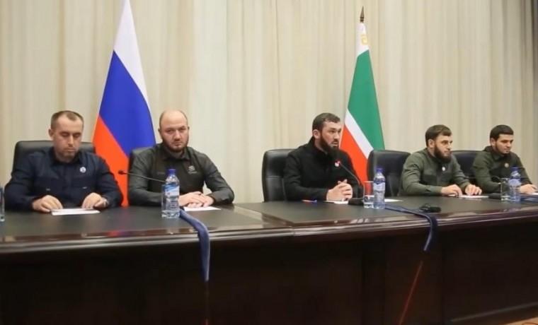 Коллективу Мэрии Грозного представили нового кандидата на пост градоначальника