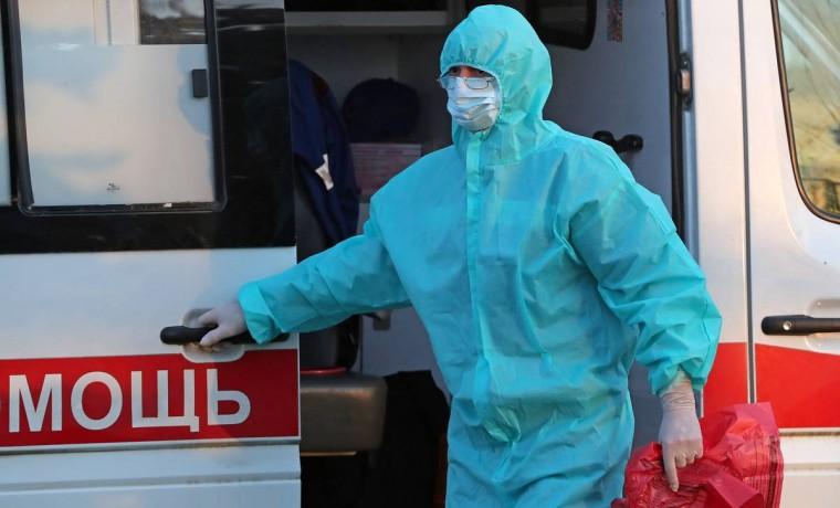 На отпускные медикам, борющимся с COVID-19 выделят 7,7 млрд рублей