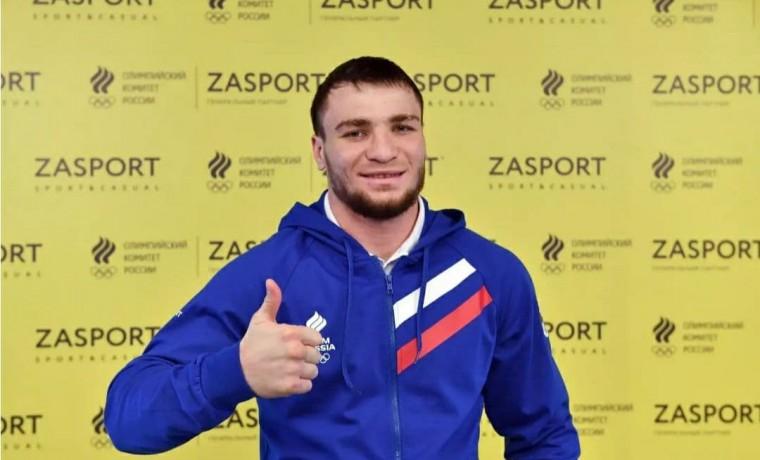 Имам Хатаев успешно дебютировал на Олимпийских играх