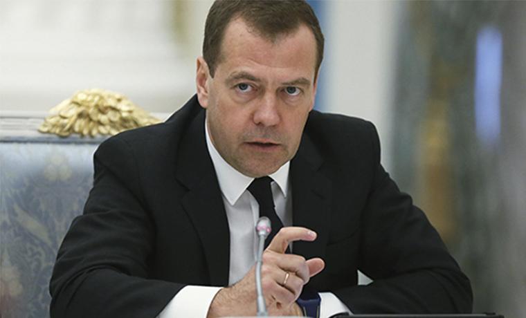 Дмитрий Медведев поручил снизить давление на бизнес