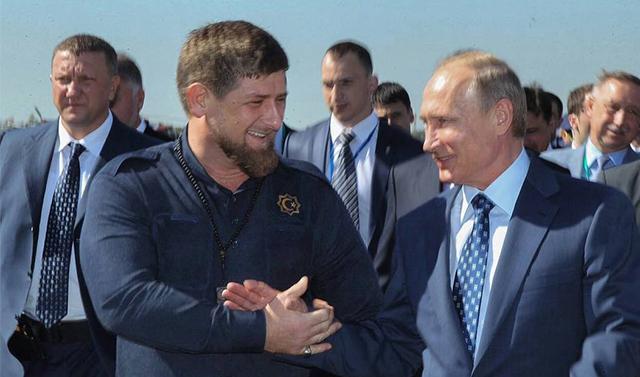 Чечня в лидерах рейтинга доверия Президенту РФ