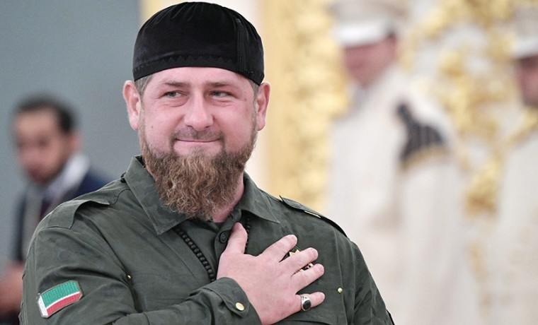 Глава ЧР поздравил министра внутренних дел России с днём рождения