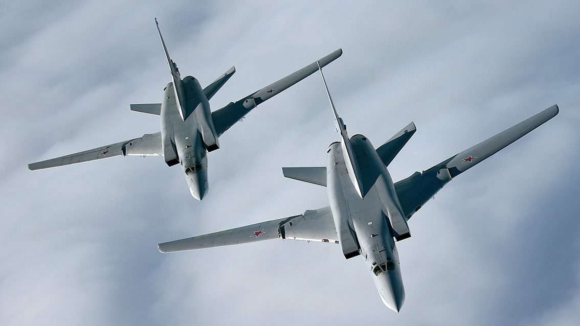 Дальние российские бомбардировщики Ту-22М3 нанесли новый удар по объектам ИГИЛ в Сирии