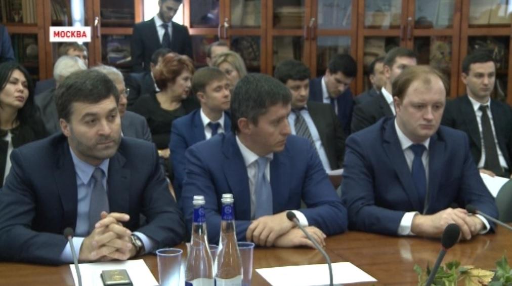 Чечня приняла участие в заседании Российско-Катарского Делового Совета в Москве