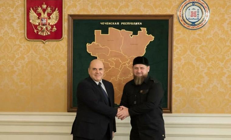 Правительство России продолжит поддержку программ, реализуемых в ЧР