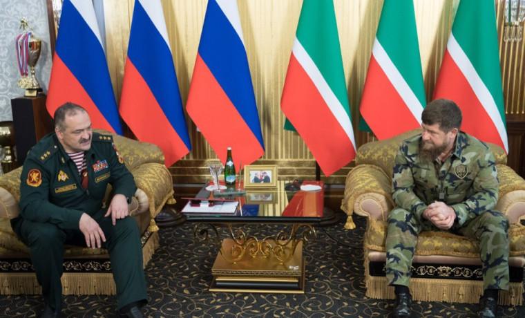 Сергей Меликов поздравил Рамзана Кадырова с победой на выборах
