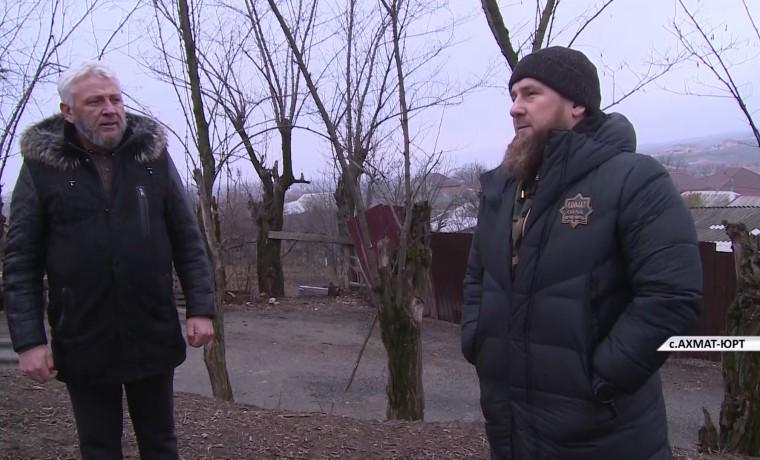 Фонд Кадырова построит в ЧР религиозный комплекс «Хьаьжийн беш»