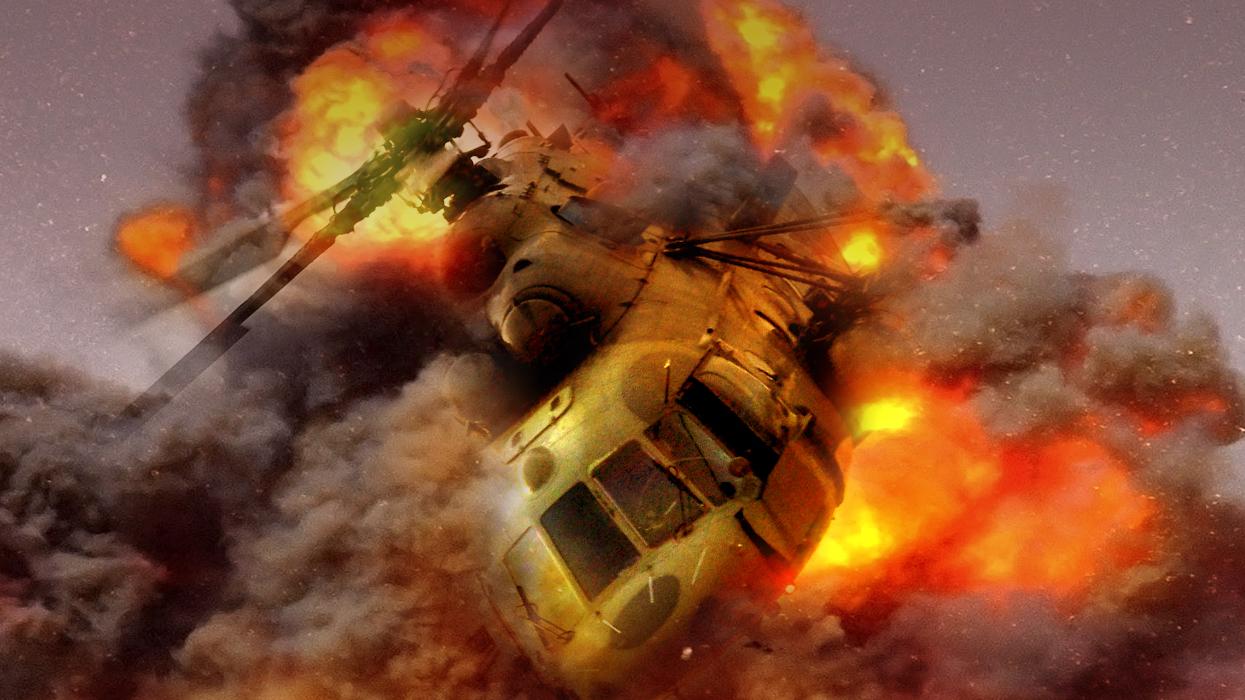 Россия готовит ответный удар по сбившим российский вертолет боевикам