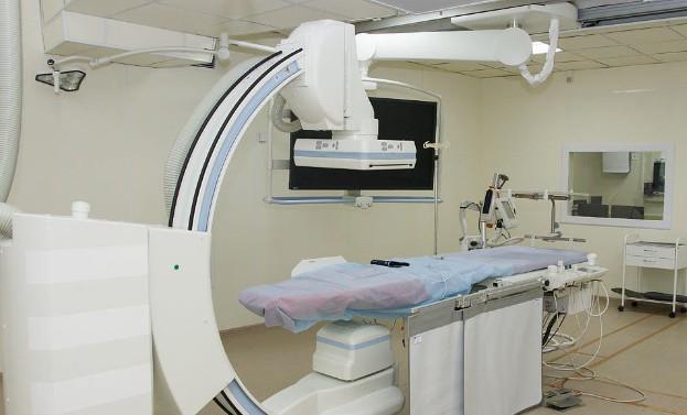 В еще одной больнице ЧР закуплено медоборудование в рамках нацпроекта