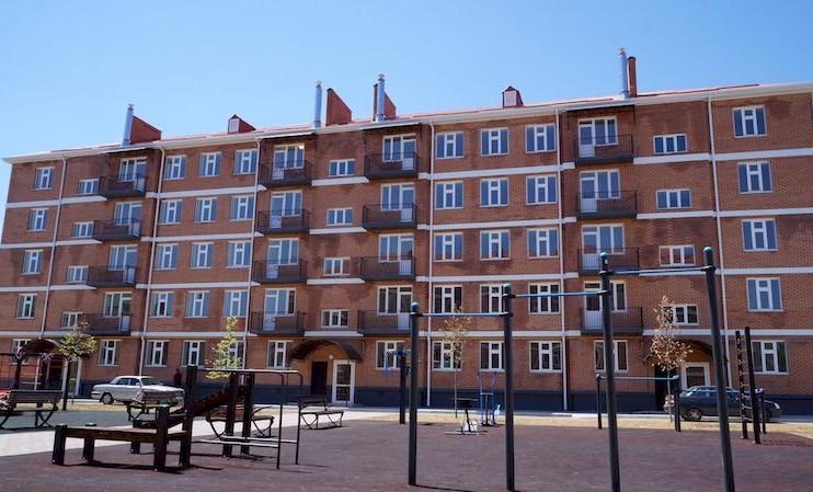 Более 2 000 человек смогут переехать в новое жильё в ЧР благодаря нацпроекту в 2021 году