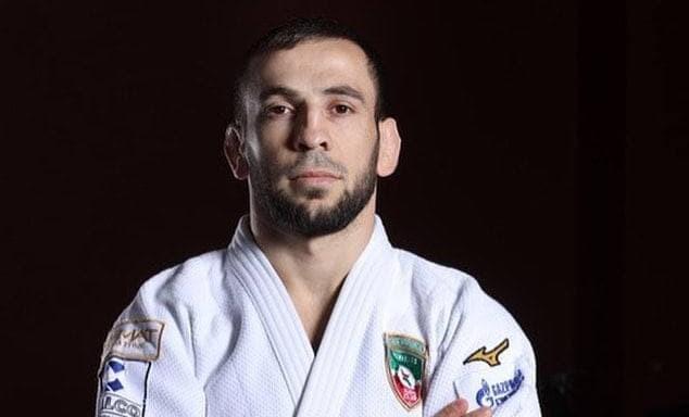 Чеченец Якуб Шамилов выступит за Россию на Олимпиаде в Токио