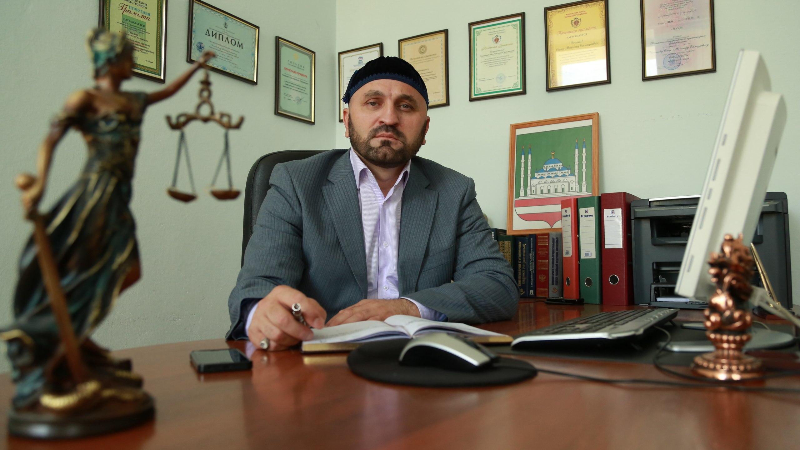Саид-Магомед Чапанов и группа адвокатов готовит иск по делу о хиджабах в Мордовии