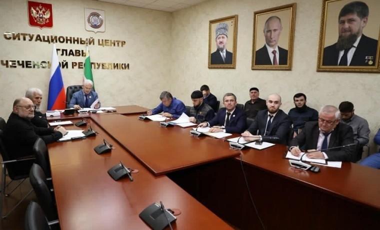 Муслим Хучиев обсудил с полпредом в СКФО проблемы малого и среднего предпринимательства в ЧР