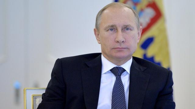 Президент России поддержал идею закона о российской нации