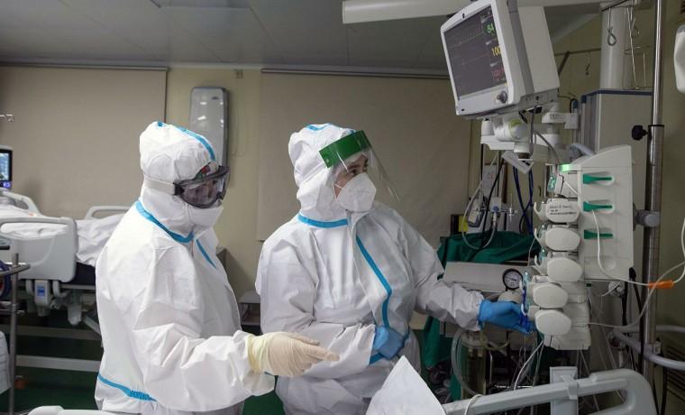 В России выявили 26 402 новых случая коронавируса