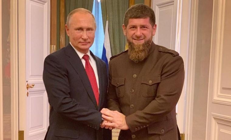 Рамзан Кадыров: Политика Владимира Путина превратила страну в одну из ведущих мировых держав