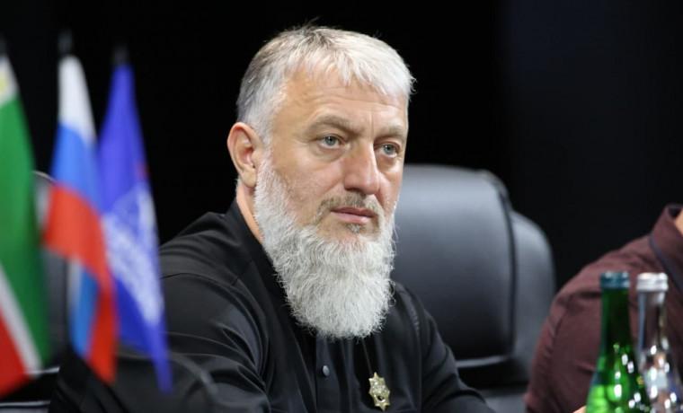 Адам Делимханов отметил высокую организацию выборов в Чеченской Республике