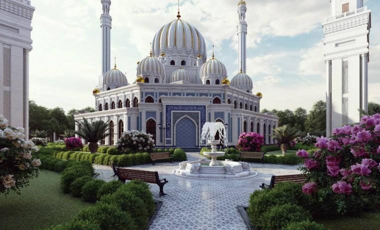В Чеченской Республике появится еще одна красивейшая мечеть
