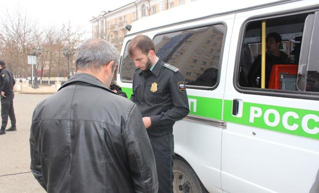 Чеченские приставы взыскали с нарушителей ПДД  более 100  млн рублей