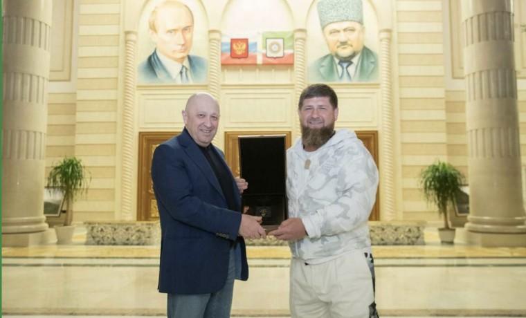 За информацию о местонахождении Евгения Пригрожина Рамзан Кадыров станет богаче на $250 тыс.