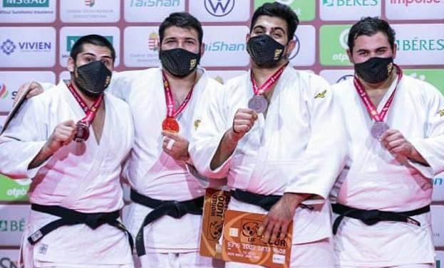 Чеченские спортсмены стали призерами турнира по дзюдо в Будапеште