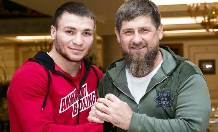 Рамзан Кадыров поздравил Имама Хатаева с бронзовой олимпийской медалью